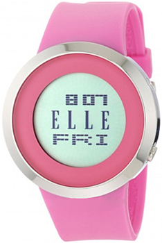fashion наручные  женские часы Elle 20178P04. Коллекция Digital