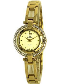 Швейцарские наручные  женские часы EverSwiss 2778-LGC. Коллекция Classic