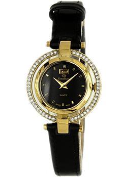 Швейцарские наручные  женские часы EverSwiss 2778-LLB. Коллекция Classic