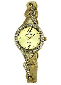 Швейцарские наручные  женские часы EverSwiss 2790-LGC. Коллекция Classic