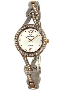 Швейцарские наручные  женские часы EverSwiss 2790-LRTS. Коллекция Classic