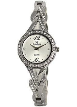 Швейцарские наручные  женские часы EverSwiss 2790-LSS. Коллекция Classic