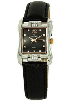 Швейцарские наручные  женские часы EverSwiss 2791-LZB. Коллекция Classic