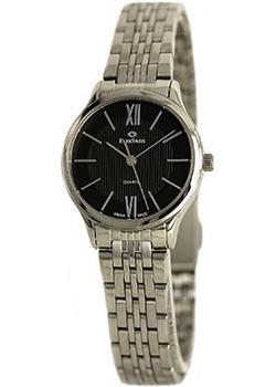 Швейцарские наручные  женские часы EverSwiss 5743-LSB. Коллекция Classic