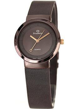 Швейцарские наручные  женские часы EverSwiss 9833-LBRBR. Коллекция Classic