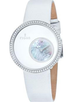 fashion наручные  женские часы Fjord FJ-6001-02. Коллекция HELGA