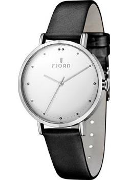 fashion наручные  женские часы Fjord FJ-6019-02. Коллекция DOTTA