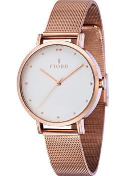 fashion наручные  женские часы Fjord FJ-6019-44. Коллекция DOTTA