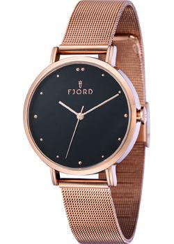 fashion наручные  женские часы Fjord FJ-6019-55. Коллекция DOTTA