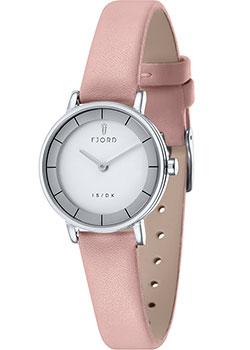 fashion наручные  женские часы Fjord FJ-6038-04. Коллекция MARINA