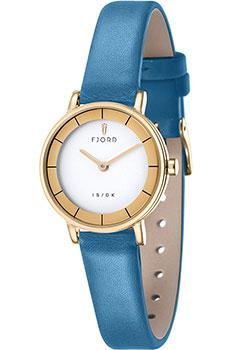 fashion наручные  женские часы Fjord FJ-6038-06. Коллекция MARINA