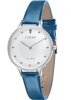 fashion наручные  женские часы Fjord FJ-6039-02. Коллекция VENDELA