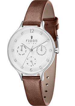 fashion наручные  женские часы Fjord FJ-6040-01. Коллекция VENDELA