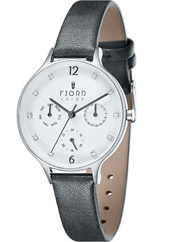 fashion наручные  женские часы Fjord FJ-6040-02. Коллекция VENDELA