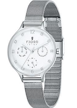 fashion наручные  женские часы Fjord FJ-6040-11. Коллекция VENDELA