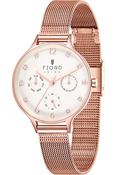 fashion наручные  женские часы Fjord FJ-6040-22. Коллекция NIKLAAS
