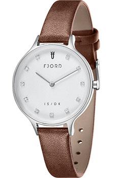 fashion наручные  женские часы Fjord FJ-6041-01. Коллекция VENDELA
