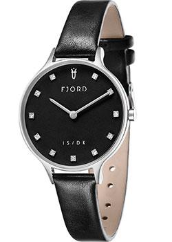 fashion наручные  женские часы Fjord FJ-6041-02. Коллекция VENDELA