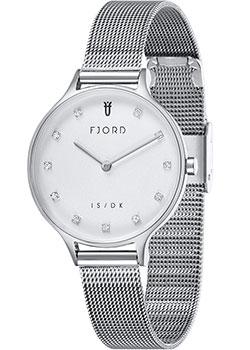 fashion наручные  женские часы Fjord FJ-6041-11. Коллекция VENDELA