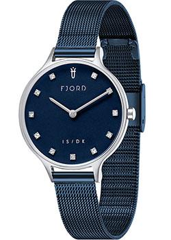 fashion наручные  женские часы Fjord FJ-6041-33. Коллекция NIKLAAS