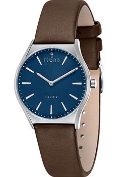 fashion наручные  женские часы Fjord FJ-6042-02. Коллекция VENDELA