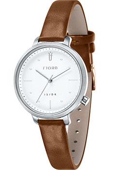 fashion наручные  женские часы Fjord FJ-6043-01. Коллекция GYDA