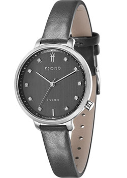 fashion наручные  женские часы Fjord FJ-6044-01. Коллекция VENDELA