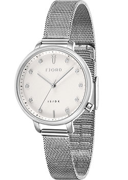 fashion наручные  женские часы Fjord FJ-6044-11. Коллекция VENDELA