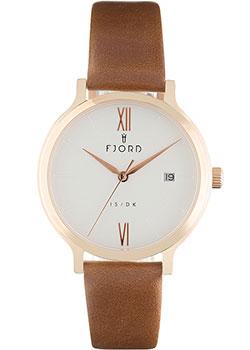 fashion наручные  женские часы Fjord FJ-6048-02. Коллекция KERLING