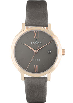 fashion наручные  женские часы Fjord FJ-6048-03. Коллекция KERLING
