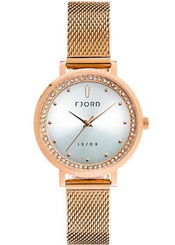 fashion наручные  женские часы Fjord FJ-6050-33. Коллекция BIRGER