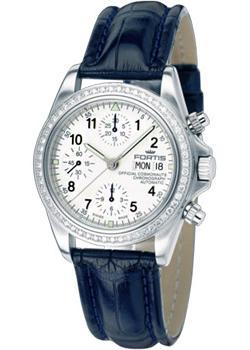 Швейцарские наручные  женские часы Fortis 630.14.92L. Коллекция Official Cosmonauts