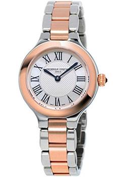 Швейцарские наручные  женские часы Frederique Constant FC-200M1ER32B. Коллекция Delight