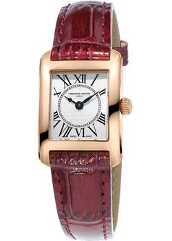 Швейцарские наручные  женские часы Frederique Constant FC-200MC14. Коллекция Carree