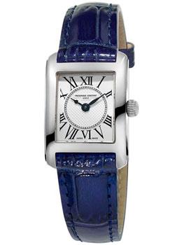 Швейцарские наручные  женские часы Frederique Constant FC-200MC16. Коллекция Carree