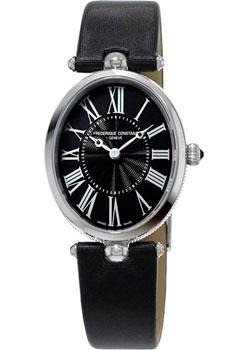Швейцарские наручные  женские часы Frederique Constant FC-200MPB2V6. Коллекция Art Deco