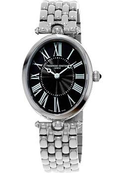 Швейцарские наручные  женские часы Frederique Constant FC-200MPB2V6B. Коллекция Art Deco