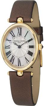 Швейцарские наручные  женские часы Frederique Constant FC-200MPW2V5. Коллекция Classics