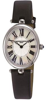 Швейцарские наручные  женские часы Frederique Constant FC-200MPW2V6. Коллекция Classics