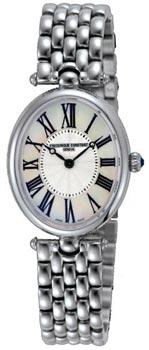 Швейцарские наручные  женские часы Frederique Constant FC-200MPW2V6B. Коллекция Classics