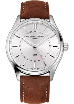 Швейцарские наручные  мужские часы Frederique Constant FC-252SS5B6. Коллекция Classics