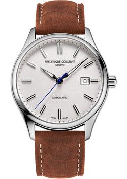Швейцарские наручные  мужские часы Frederique Constant FC-303NS5B6. Коллекция Classics