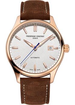 Швейцарские наручные  мужские часы Frederique Constant FC-303NV5B4. Коллекция Classics
