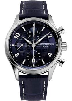 Швейцарские наручные  мужские часы Frederique Constant FC-392RMN5B6. Коллекция Runabout