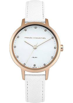 fashion наручные  женские часы French Connection FC1254WRG. Коллекция Slim Range