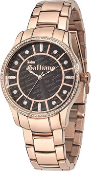 fashion наручные  женские часы Galliano R2553121502. Коллекция Metropolis