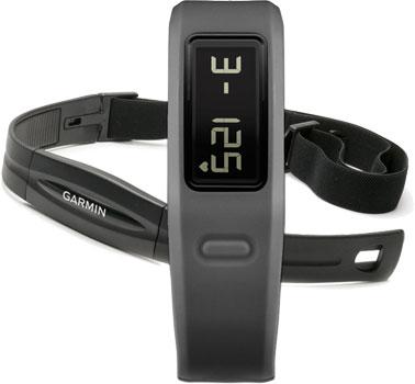 fashion наручные  мужские часы Garmin 010-01225-35. Коллекция Vivofit от Bestwatch.ru