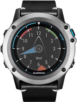 мужские часы Garmin 010-01338-1B. Коллекция Quatix 3