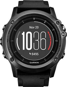 мужские часы Garmin 010-01338-71. Коллекция Fenix 3