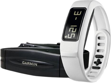 мужские часы Garmin 010-01407-31. Коллекция Vivofit 2
